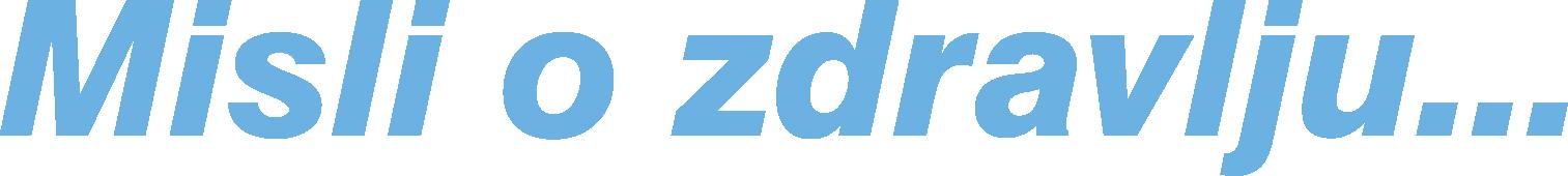 logo Misli o zdravljuCMYK plavi